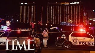 Watch The Moment <b>Jason Aldean</b> Stopped Performing During The Las Vegas Shooting  TIME