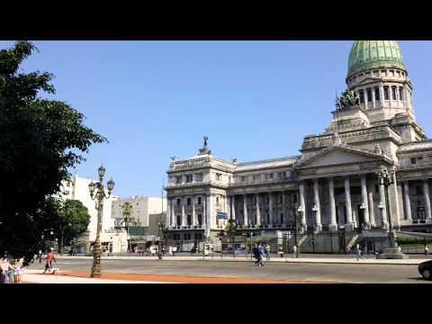 Palacio del Congreso Buenos Aires