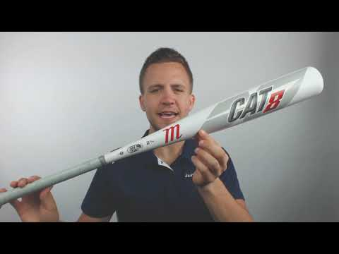 Review: 2019 Marucci CAT 8 -8 USSSA Baseball Bat (MSBC88)