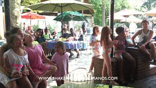 Shake Rattle & Roll Dueling Pianos - Kids Party Demo!