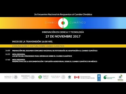 2ENRCC COMUNICACIÓN Y CULTURA SOBRE CAMBIO CLIMÁTICO