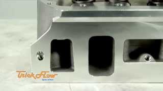 Twisted Wedge 170 Cylinder Head - Trick Flow Specialties