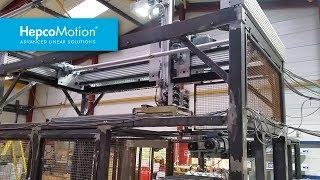 Hepco Gantry System Case Study