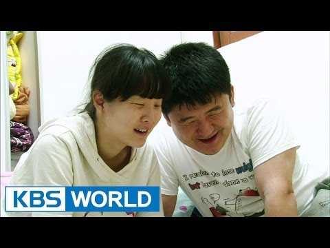 Screening Humanity   인간극장 - Love Can Be Seen, part 2 (2014.06.24)