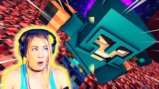 MOST EPIC SWORD FIGHT EVER (I'm totally crushing) | Little Square Face Pt. 2 | PSYCHO GiRL