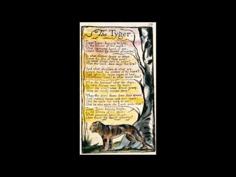 Pitch Bender - Pitch Bender: Tiger, Tiger by William Blake