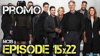 "Navi NCIS , NCIS 15x22 Promo ""Two Steps Back"""