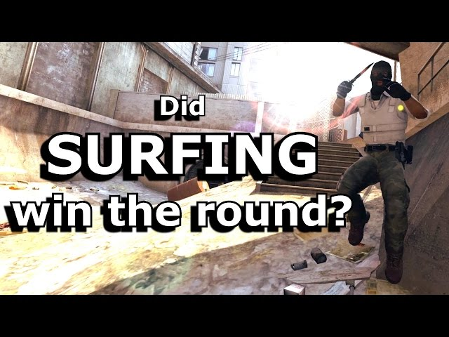 Did surfing win the round?