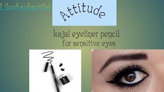 😍Attitude Kajal Eyeliner Pencil 😍