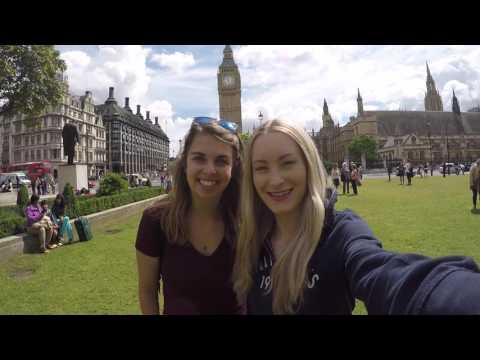 England, Netherlands & Italy   Travel Vlog