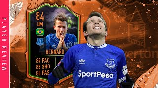 FIFA 20 Scream Bernard Review | 84 Ultimate Scream Bernard Player Review Fifa 20