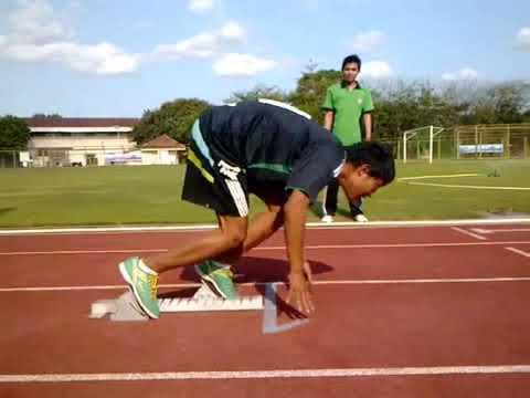 Video Pembelajaran Atletik