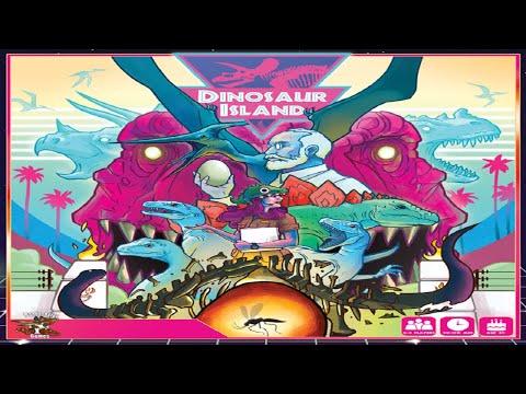 Dinosaur Island: Discussion