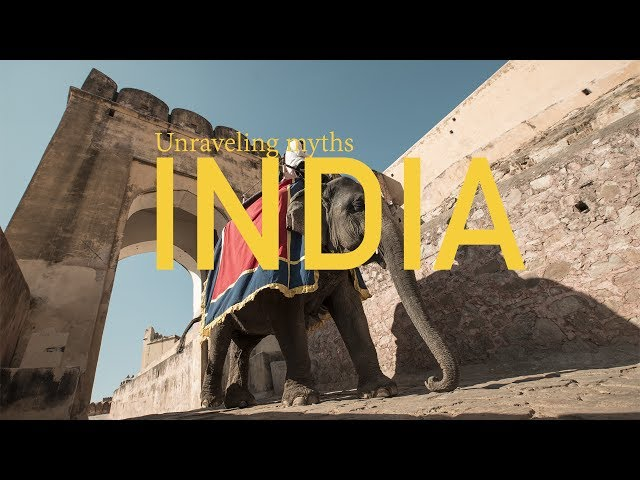 Vídeo de viajes en India