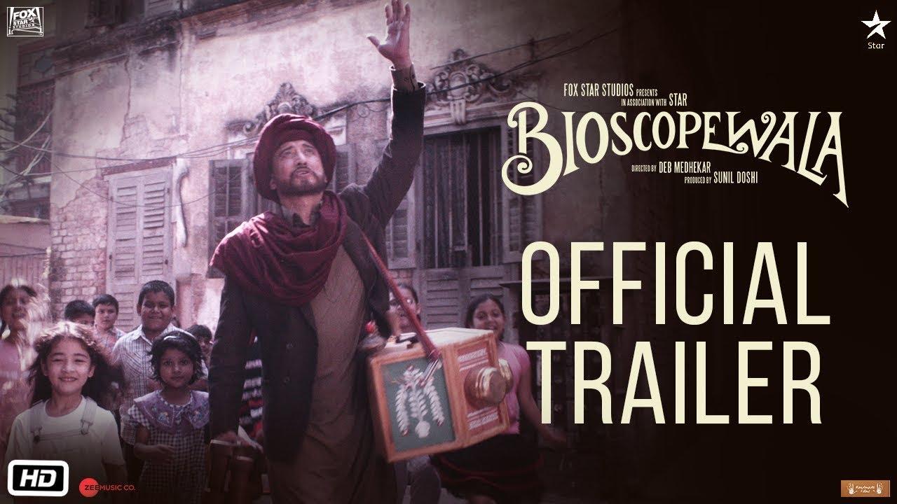 Danny Denzongpa best movie - Bioscopewala trailer