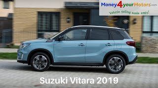 Suzuki Vitara 2019 road test and review