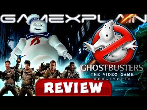Ghostbusters: The Video Game Remastered (Ninttendo Switch) - YouTube video thumbnail