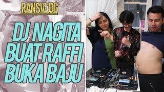 Nagita Belajar Dj Bareng Ari Irham Ransvlog