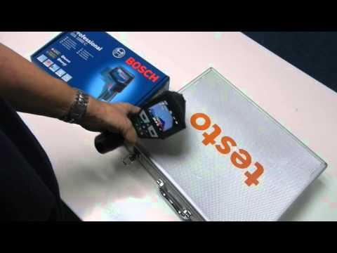 Bosch GIS 1000 C - der neue Thermodetector