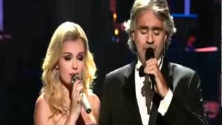 Andrea Bocelli-I Believe with Katherine Jenkins-HQ