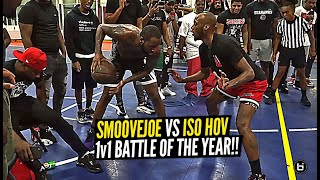 """""""WELCOME TO THE TRENCHES BALLISLIFE!"""" ISO HOV VS SMOOVEJOE 1V1 BATTLE OF THE YEAR WAS TOO HEATED!"""