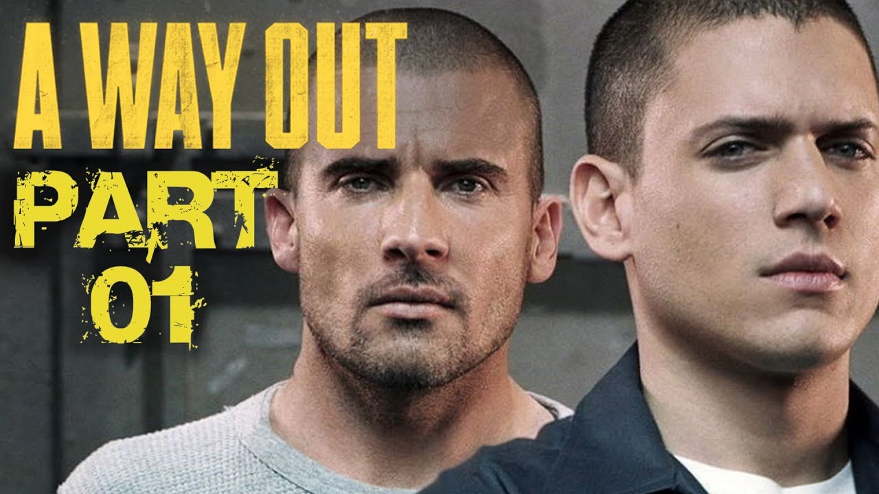 A Way Out – Part 1: Nimor & Renton brechen aus!