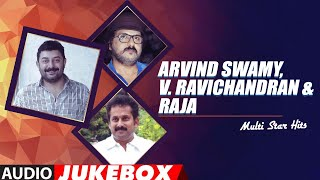 Arvind Swamy, V Ravichandran & Raja Multi Star Tamil Hits Audio Songs Jukebox | Tamil Old Hit Songs