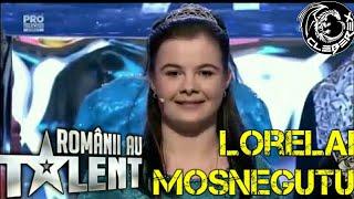 Lorelai From Romania