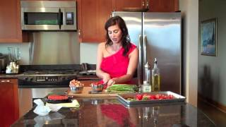 Roasted Red Pepper & Tomato Harissa--Bite of Seattle-- with Sarah Adler