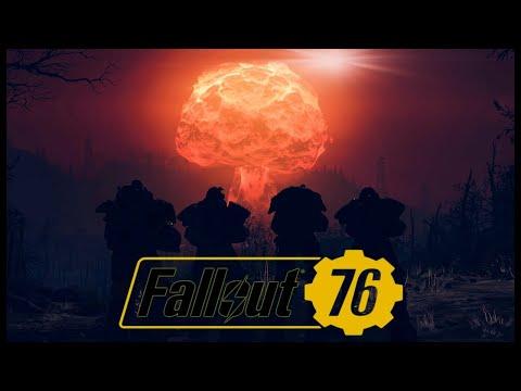 Fallout 76 / Проходим квест шахта Монога.