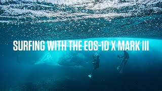 Video 4 of Product Canon EOS-1DX Mark III Full-Frame DSLR Camera