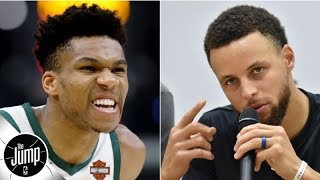 Giannis is the 2019-20 NBA MVP favorite, but five others have strong odds | The Jump