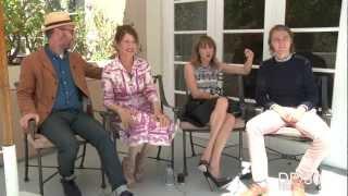 DP/30: Ruby Sparks, directors  Dayton & Faris, writer/actor Zoe Kazan, actor Paul Dano