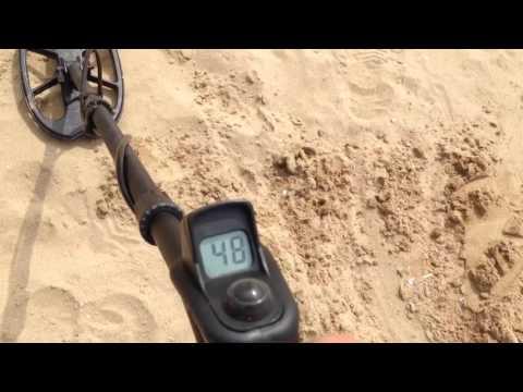 Nokta Fors Relic Beach Test - English