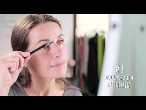 Tages Make Up für reife Haut - dm Make Up Tutorials