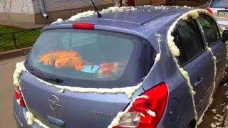 Автомобильная месть за личную обиду