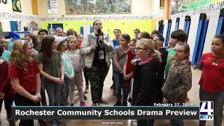 Rochester Community Schools Drama Club Preview - 2-27-19