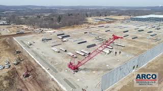 Construction Update Video for ARCO