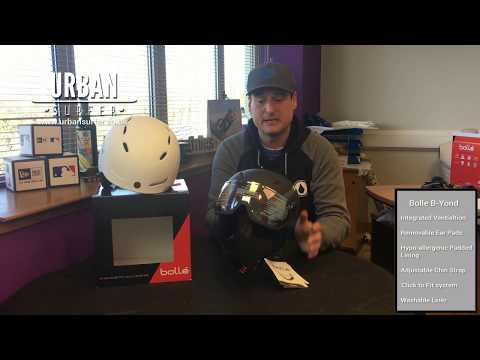 Bolle B Yond 2018 Ski Helmet Product review