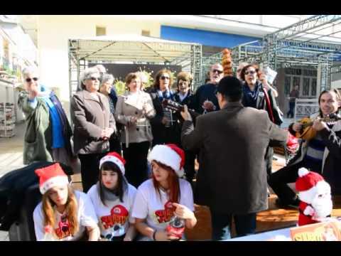Χριστουγεννιάτικα δρώμενα στο Λιθόστρωτο