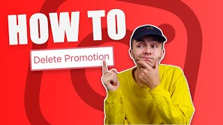 How To Delete Instagram Promotion? - In Review & Active