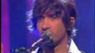 Aaron Shust performing My Savior My God on the Logan Show