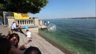 preview picture of video 'Seenachtsfest 2012 Konstanz - Highlights'