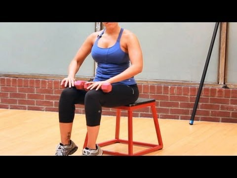 How to Do a Seated Calf Raise | Female Bodybuilding