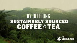 What better way to jumpstart your Earth Day than with sustainably grown coffee or tea