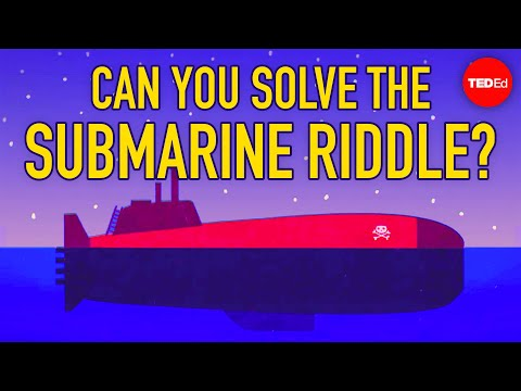 Can you solve the rogue submarine riddle? – Alex Rosenthal