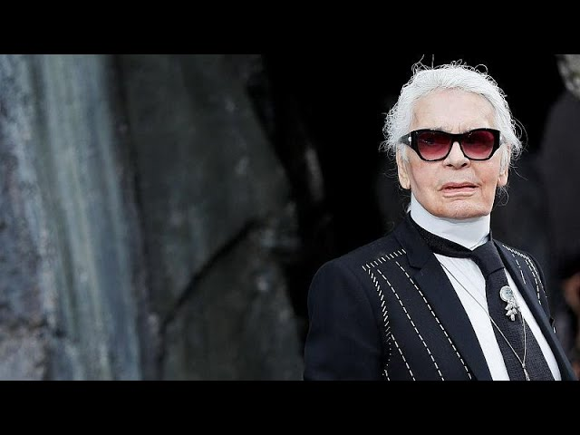 Karl Lagerfeld, iconic German fashion designer, has died