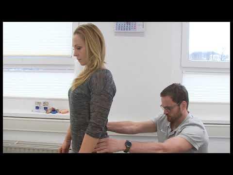 Bandagen gegen die Rückenschmerzen