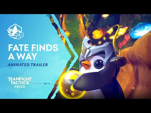 Fate Finds a Way | Animated Trailer – Teamfight Tactics