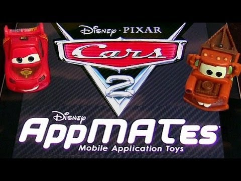 Cars 2 Appmates Winter Edition Review